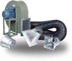 Standalone ventilation system