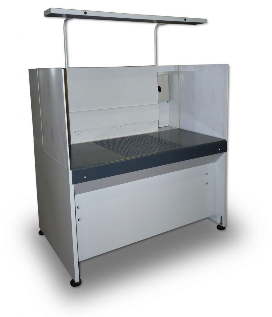 Suction table